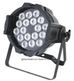 indicatore luminoso di alluminio di PARITÀ di 18*8W RGBW 4in1 LED