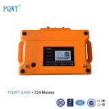 Pqwt-S400 Detector 300m van het Water van Hotsale Multifunctionele Ondergrondse