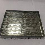 Vetro stampato seta/occhiali di protezione ultra chiari di vetro laminato//vetro Tempered per la decorazione