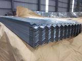 建築材料の電流を通された波形の屋根ふきの鋼板