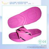 Pistoni di signore dell'interno superiori delle donne del PVC del Velcro di sport