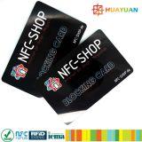Карточка bocker протектора RFID данным по удостоверения личности предохранителя кредита личная