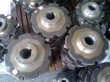 Fabricantes del piñón del transportador de cadena de la fricción del encadenamiento del piñón