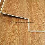 Favorable à l'environnement aucun plancher d'intérieur en bois en plastique de formaldéhyde