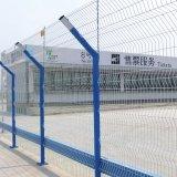 Изготовление 3 изогнутой загородки сетки PVC Coated