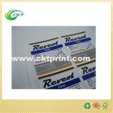 Cuatro etiquetas de la etiqueta engomada térmica de la última impresión en color (CKT-LA-400)