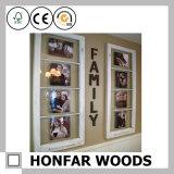 Wand-Dekoration-hölzerner Rahmen für Schlüsselhalter oder Dekoration-Halter