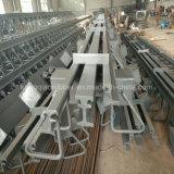 Joint de dilatation modulaire pour la passerelle vendue au Kenya