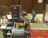 Переменный привод VFD частоты для мотора 0.2kw одиночной фазы