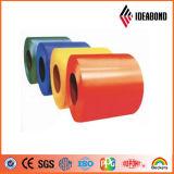 Plaque de bobine revêtue de couleur de matière ACP (AF-406)