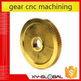 Berufshersteller des Messingganges und des Rohres, mit Zoll CNC-maschinell bearbeitenservice