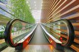 Escada rolante robusta energy-saving do corredor liso
