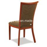 Cadeira de madeira da grande imitação do hotel do olhar que janta a cadeira