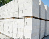 具体的なライト級選手AACのブロックは通気された壁のブロックをオートクレーブに入れた
