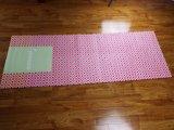 Zoll gedruckte Gummiyoga-Matte