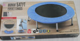 """38 """" dell'interno esterni di mini del trampolino della casa di ginnastica forma fisica di allenamento"""
