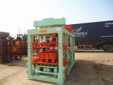 Hydraulischer vollautomatischer Beton der Deutschland-Technologie-Qt6-15A/Kleber-Höhlung-/Straßenbetoniermaschine-Block-Maschinen-voller Produktionszweig