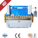Harsle 상표 금속 장 구부리는 기계, 접히는 기계