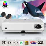 DLP LED Video Mini Projector mit High Brightness 3800 Lumens