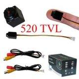 Prijs 2g Verborgen 520tvl van de fabriek huisvestte de MiniCamera van kabeltelevisie van het Toezicht van de Veiligheid met Audio