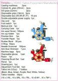 I kit generali poco costosi del tatuaggio con delle due macchine alimentazione 26 parti un insieme