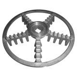 ゲート弁の手動ハンドルのためのステンレス鋼の投資鋳造