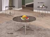 현대 디자인 새로운 중심 테이블 사각 유리제 커피용 탁자 (NK-CTB004)