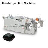 Máquina de papel de alta velocidade da cartonagem do almoço da operação fácil (QH-9905)