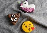 Крен 2600mAh силы Emoji шаржа нового продукта милый для всеобщего крена силы мобильного телефона