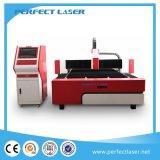 Máquina de estaca PE-F600-3015 do laser da fibra do metal