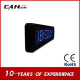 "[Ganxin] Pantalla 3"" Blue LED multifunción reloj de pared digital"