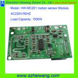 Новое обнаружение Hw-Mc201 детектора модуля датчика движения микроволны AC220V 1500W