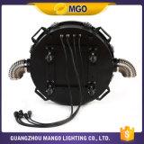 Cubierta plástica redonda ligera principal móvil de la luz de bóveda del zumbido del LED