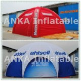 Aufblasbares Armkreuz-Zelt mit sechs Haltern für Ereignisse
