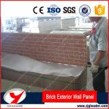 Kein Asbest-langlebiger flacher Dekoration-Art-Außenwand-Vorstand