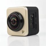 Cube 360s en caméra vidéo de sports avec H. 264 et WiFi