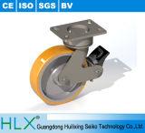 Roda industrial do rodízio do giro com certificados do Ce