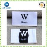 Escritura de la etiqueta tejida ropa libre del diseño (JP-CL142)