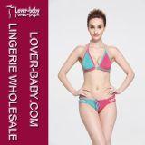 Sexy Bikini van de Vrouwen van de Slijtage van de manier de Zwemmende (L32580)