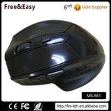 Seule souris de câble optique d'ordinateur de cadeau de forme de grenouille