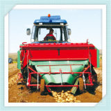 De nieuwe Machine van de Maaimachine van de Aardappel van de Aankomst 4uq-165/het Oogsten van de Aardappel