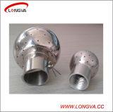 Sfera rotativa di pulizia del serbatoio sanitario dell'acciaio inossidabile