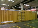 3 jogos Mwm 800kw Bio Gas Gas Generator para China Power Station