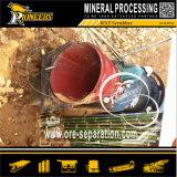 Lavadora rotatoria mineral de la arena del depurador del fango del placer