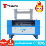 Machine de découpage de laser de commande numérique par ordinateur de feuille d'acrylique de la machine 1080