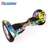 aufblasbarer intelligenter Selbst 2 Rad-10inch, der elektrischen Roller balanciert