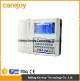 Electrocardiograph ECG цвета цифров 12-Channel цены по прейскуранту завода-изготовителя (EKG-1212F) - Fanny