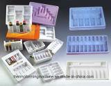 Пластиковые чашки кофе Крышка формовочная машина для PS / PVC / Pet, Аппаратные средства, пищевой, фармацевтической лоток