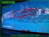 Pantalla de visualización de LED de la publicidad al aire libre P10
