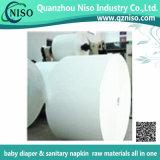 White non traité Fluff Pulp pour Diaper avec du CE (LS-1121)